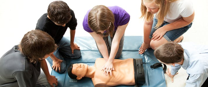 HKin CPR Course