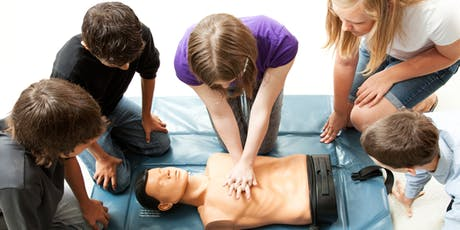 HKin CPR Course tickets
