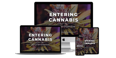 Entering Cannabis: Industry Overview - [LIVE Master Class Webinar] - New York