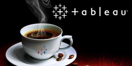 Tableau Café Agosto - CDMX boletos
