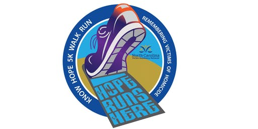 "NCVAN 8th Annual ""Know Hope"" Walk/Run (5k and 1mile courses)"