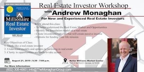 Real Estate Investor Workshop tickets