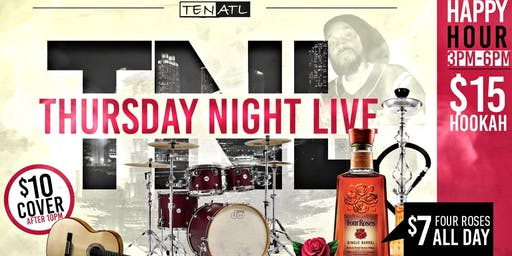 Four Roses Bourbon presents Thursday Night Live