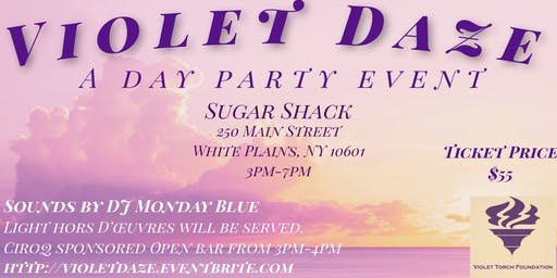 Violet Daze - A Violet Torch Foundation Day Party Event