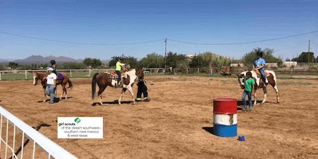 Horseback Riding Badge tickets
