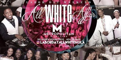 Labor Day  All White Affair