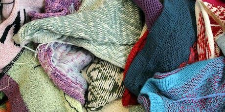 Intensiv Workshop Maschinenstricken - Machine Knitting tickets