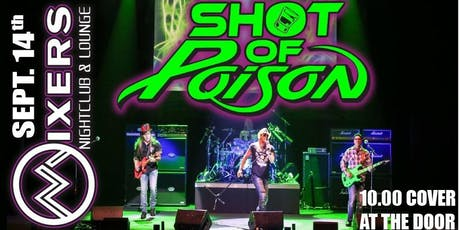 Shot of Poison Tribute to Poison tickets