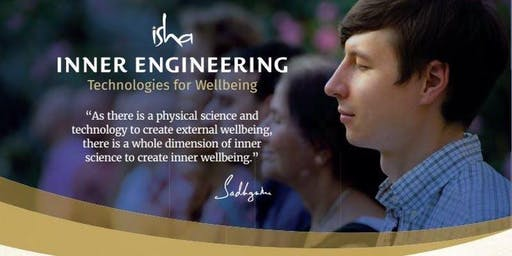 Inner Engineering Total - Find Health, Peace, and Joy from Within