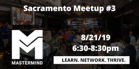 Sacramento Home Service Professional Networking Meetup  #3 tickets
