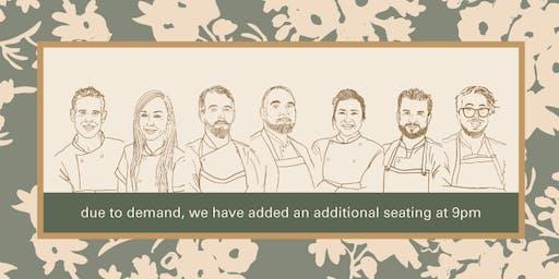 Uchi Denver Garden Series Dinner benefiting James Beard Foundation
