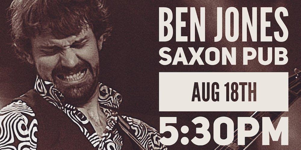 Saxon Pub Calendar.Ben Jones