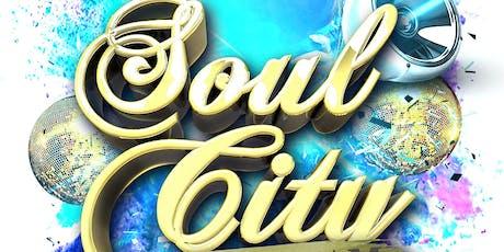 Soul City - Nottingham  tickets