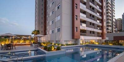 Apartamentos de 127m² no Bosque das Juritis
