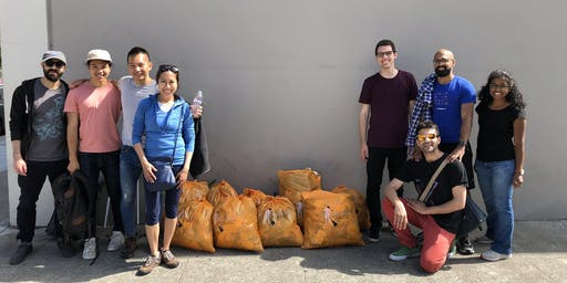 Help clean up the streets of the San Francisco!