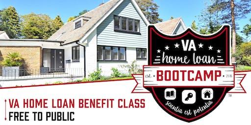 VA Home Loan Bootcamp Bremerton