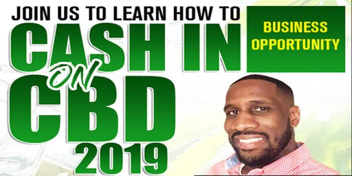 CBD Disruption - Learn How To Start Your Own CBD Biz