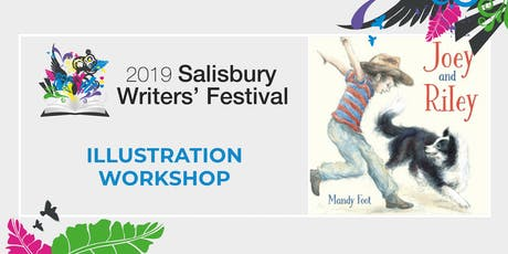 Illustration Workshop with Mandy Foot tickets