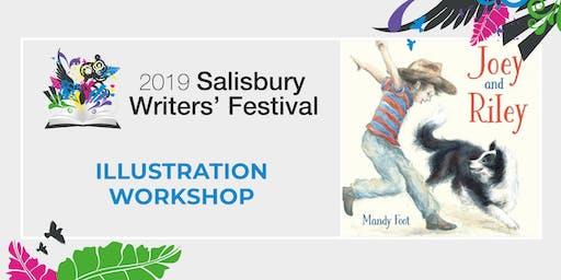Illustration Workshop with Mandy Foot