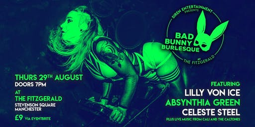 Bad Bunny Burlesque