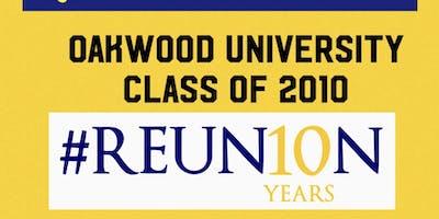 OU C/O 2010 10 YEAR REUNION