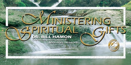 Ministering Spiritual Gifts tickets