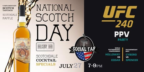 National Scotch Day presented by Scotchdale tickets