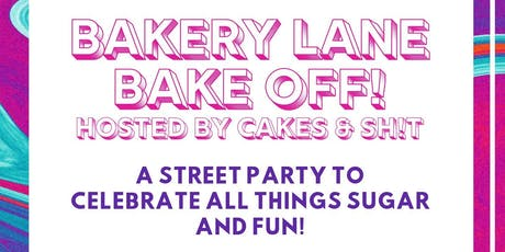 Bakery Lane Bake Off tickets