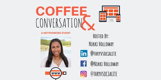 Coffee & Conversation  Networking Group