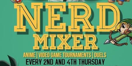 Nerd Mixer tickets