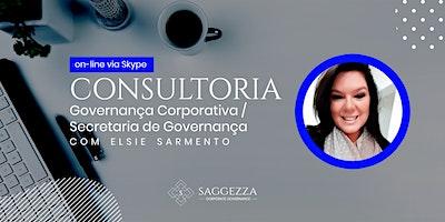 Consultoria - Via skype - Área de Governança Corporativa/Secretaria de Governança Corporativa.