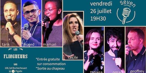 Seven Comedy Club N°28