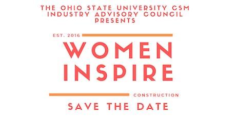 Women Inspire Construction tickets