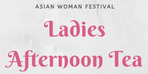 Asian Woman Festival Afternoon Tea - Leeds