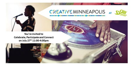 Creative Minneapolis at FLOW Northside Arts Crawl tickets