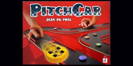 Pitch Car Tournament tickets