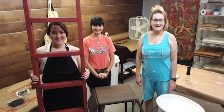 Bring Your Own Furniture Paint Class tickets