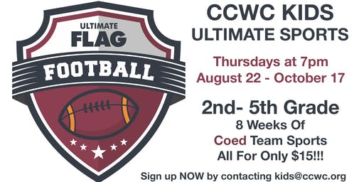 Ultimate Flag Football