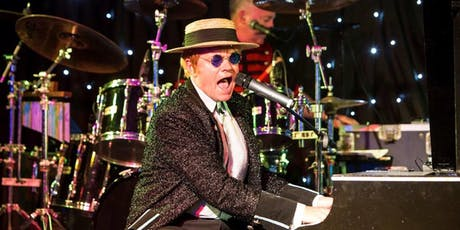 Steve Morris as Elton John tickets