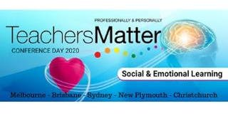 Teachers Matter Conference Day - Social & Emotional Learning - New Plymouth