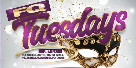 FQ Tuesday's tickets