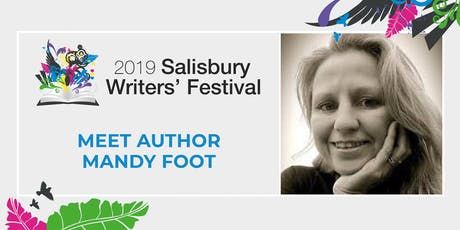 Mandy Foot Meet the Author tickets