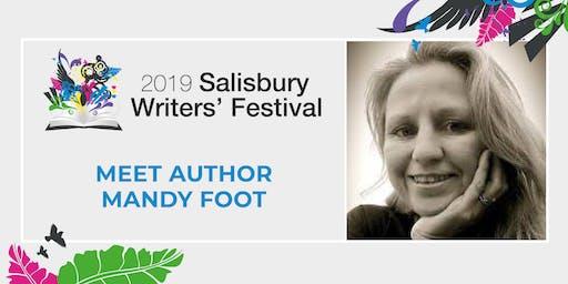 Mandy Foot Meet the Author