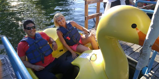 2019 Duckie Derby Paddle Boat Races
