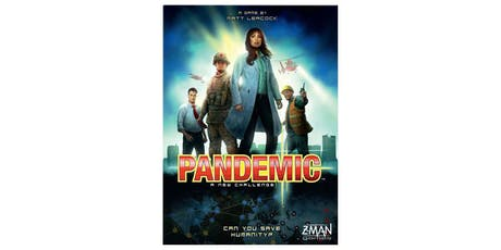 Pandemic Tournament tickets