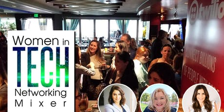 Women in Tech Networking Happy Hour tickets