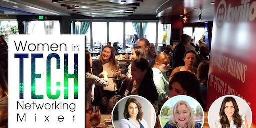 Women in Tech Networking Happy Hour