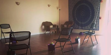 Chair Yoga with Janelle tickets