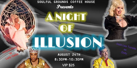 A Night of Illusion tickets