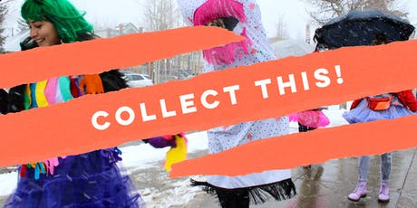 Collect This! Secret Love Collective Game Show tickets